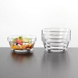 Spiegelau Gläser Bistro Bowl large glass set of 4 pcs 605 ml