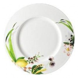 Rosenthal Selection Brillance Les Fruits du Jardin Dining plate with rim 28 cm