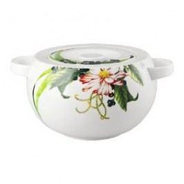 Rosenthal Selection Brillance Les Fruits du Jardin Bowl with lid 3.00 l