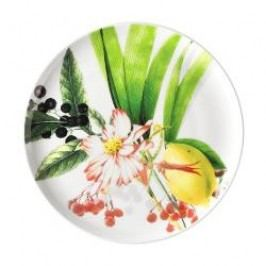 Rosenthal Selection Brillance Les Fruits du Jardin Bread plate Coup 18 cm