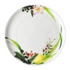 Rosenthal Selection Brillance Les Fruits du Jardin Breakfast plate Coup 21 cm