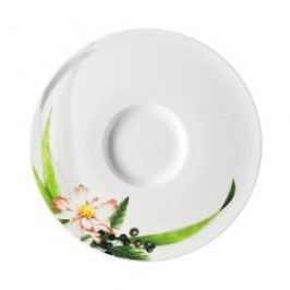 Rosenthal Selection Brillance Les Fruits du Jardin Soup bowl saucer 18.5 cm
