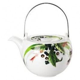 Rosenthal Selection Brillance Les Fruits du Jardin Teapot for 6 persons of 3 pcs 1.35 l