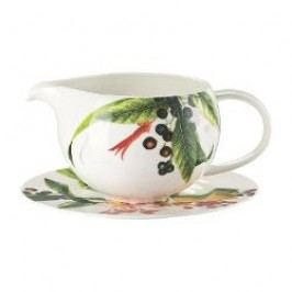 Rosenthal Selection Brillance Les Fruits du Jardin Gravy boat