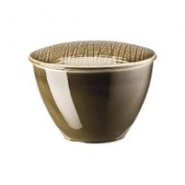 Rosenthal Selection Mesh Walnut Sugar bowl 0.22 l