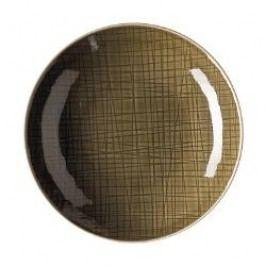 Rosenthal Selection Mesh Walnut Plate deep 19 cm