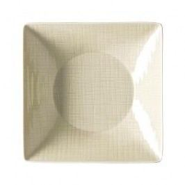 Rosenthal Selection Mesh Cream Plate deep square 20 cm