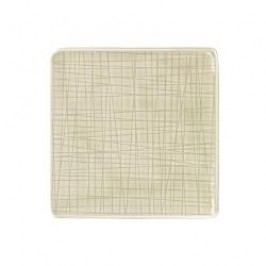 Rosenthal Selection Mesh Cream Plate deep square 14 cm