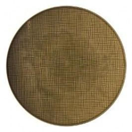 Rosenthal Selection Mesh Walnut Plate flat 33 cm