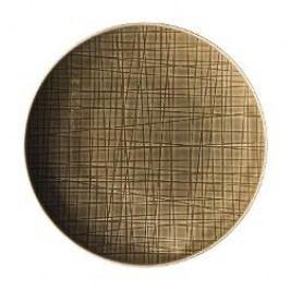 Rosenthal Selection Mesh Walnut Plate flat 19 cm
