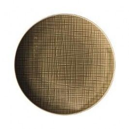 Rosenthal Selection Mesh Walnut Plate flat 17 cm