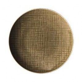 Rosenthal Selection Mesh Walnut Plate flat 15 cm