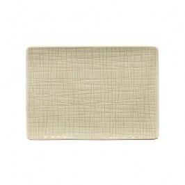 Rosenthal Selection Mesh Cream Platter flat 18 x13 cm
