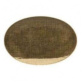 Rosenthal Selection Mesh Walnut Platter 25 cm