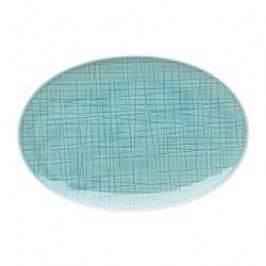 Rosenthal Selection Mesh Aqua Platter 34 cm