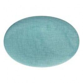 Rosenthal Selection Mesh Aqua Platter 38 cm