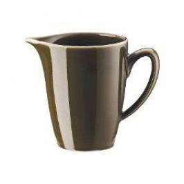 Rosenthal Selection Mesh Walnut Creamer / milk jug unruffled 0.15 l