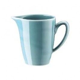 Rosenthal Selection Mesh Aqua Creamer / milk jug unruffled 0.15 l