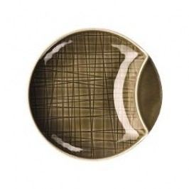 Rosenthal Selection Mesh Walnut Combinable flat bowl 12 cm