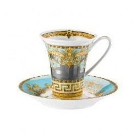 Rosenthal Versace Prestige Gala Le Bleu Coffee cup 0.18 l 2 pcs