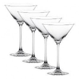 Nachtmann Vivendi Premium - Lead Crystal Martini glass 4 pcs set 195 ml / h: 174 mm