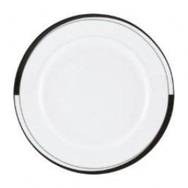 Friesland La Belle Black & White Breakfast Plate 22 cm