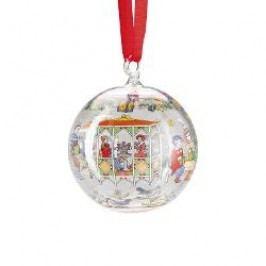 Hutschenreuther Jahresartikel 2015 Weihnachten Glass Ball 2015 d: 6 cm