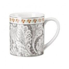 Hutschenreuther Winterromantik Mug with Handle - Lace colour: grey, 0.25 l