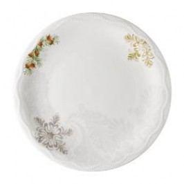 Hutschenreuther Winterromantik Plate flat 22 cm