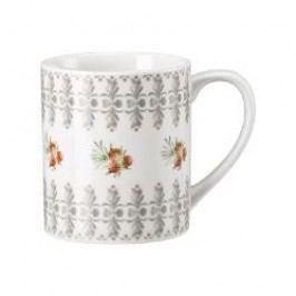 Hutschenreuther Winterromantik Mug with Handle - Double Border 0.25 l