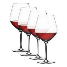 Spiegelau Gläser Authentis Burgundy / Red Wine Balloon Glass Set 4 pcs, 750 ml