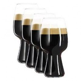 Spiegelau Gläser Craft Beer Stout Glass Set 4 pcs, 600 ml