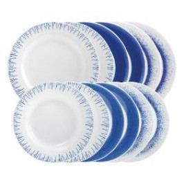 Kahla Pronto Wir machen Blau Dinnerware set 12 pcs