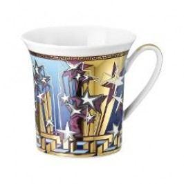 Rosenthal Versace Infinite Dreams - Christmas Mug with handle 0.35 l