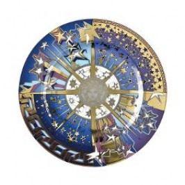 Rosenthal Versace Infinite Dreams - Christmas Bread plate 18 cm