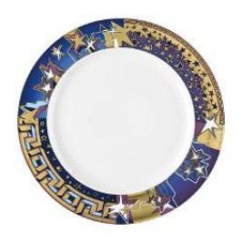 Rosenthal Versace Infinite Dreams - Christmas Breakfast plate 22 cm