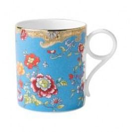 Wedgwood Archive at Wedgwood Mug with Handle Turquoise Floral 0,3 L