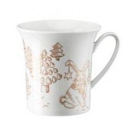 Rosenthal Studio-Line Happy Christmas - New Gold Mug with handles 'Stars'