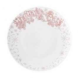 Rosenthal Studio-Line Happy Christmas - New Gold Underplate small / Breakfast plate 22 cm