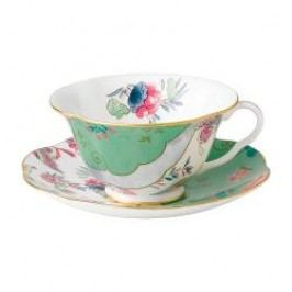 Wedgwood Butterfly Bloom Tea Cup Green 2 pcs