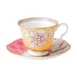 Wedgwood Butterfly Bloom Tea Cup Yellow 2 pcs