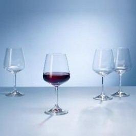 Villeroy & Boch Ovid Kristallglas Drinking glass for red wine 4-piece set 0.59 L / h: 215 mm