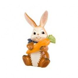 Goebel Osterüberraschung Figurine 'Sugary carrot', height: 10 cm