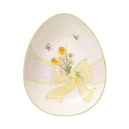 Villeroy & Boch Spring Fantasy Bowl egg-shaped small 17x14x3 cm