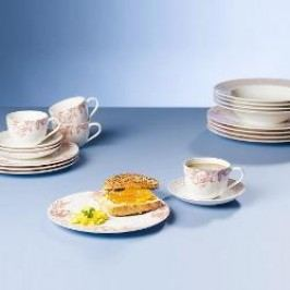Villeroy & Boch For Me Florena Red Basic tableware set for 4 persons 20 pcs