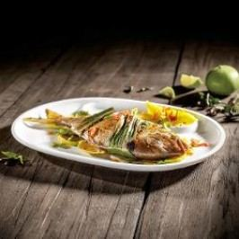 Villeroy & Boch BBQ Passion Fish Plate, 41x20,5 cm