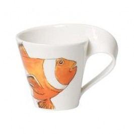 Villeroy & Boch New Wave Caffè Animals of the World - Clownfisch Espresso Cup, 0,08 l