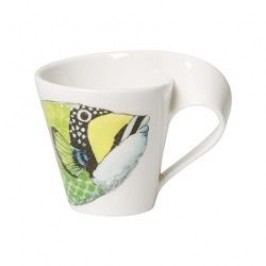 Villeroy & Boch New Wave Caffè Animals of the World - Drückerfisch Espresso Cup, 0,08 l