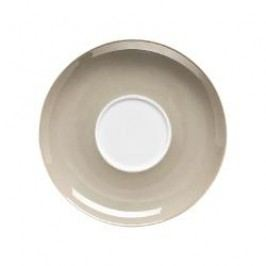 Thomas Sunny Day Greige Saucer for Cappuccino/Jumbo Cup, 16,5 cm