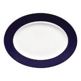 Thomas Sunny Day Cobalt Blue Platter, 33 cm